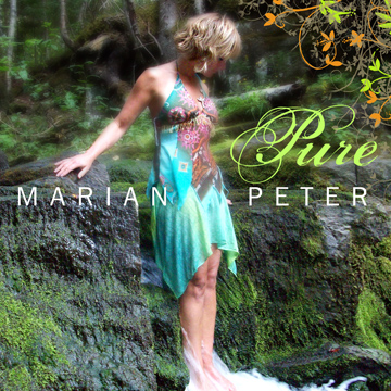 MARIAN PETER</br>Album PURE</br>Disponible sur iTunes et Bandcamp